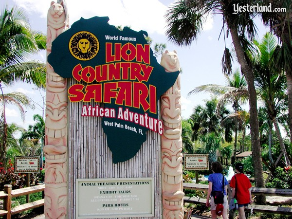 Lion Country Safari in Laguna Hills, California