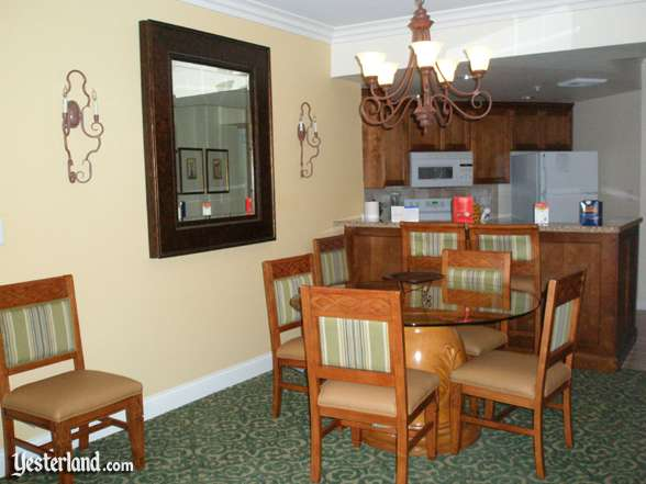 Photo of Newport Coast Villas dining area