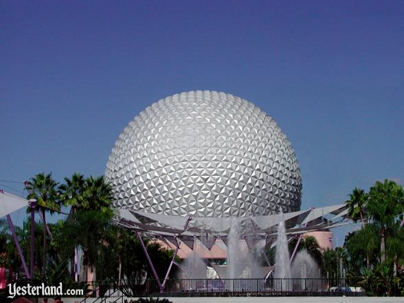 Photo of Spaceship Earth