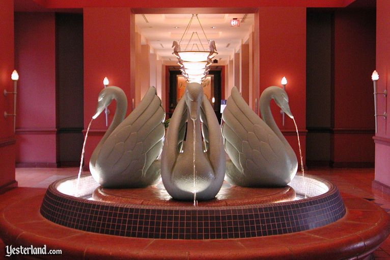 Walt Dsney World Swan and Dolphin