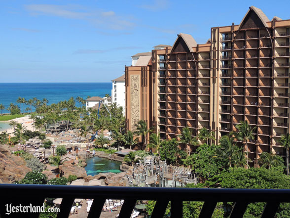 Aulani, Disney Vacation Club Villas, Ko Olina, Hawai'i