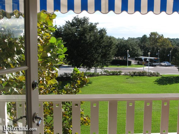 Disney's BoardWalk Villas Resort, Standard View