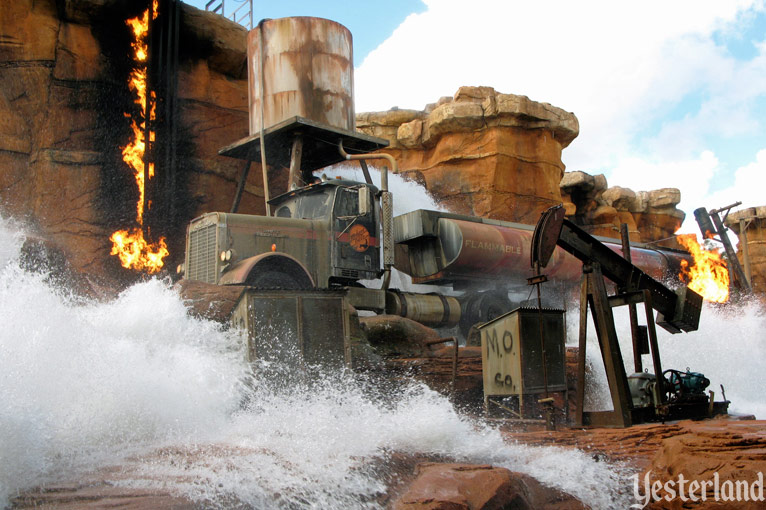 Catastrophe Canyon at Disney's Hollywood Studios
