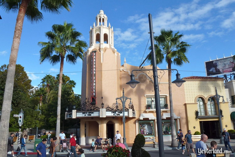 """Shrink and edit"" version of the Carthay Circle at Disney's Hollywood Studios (2011 photo)"