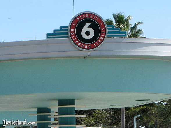 Disney's Hollywood Studios bus stop 6