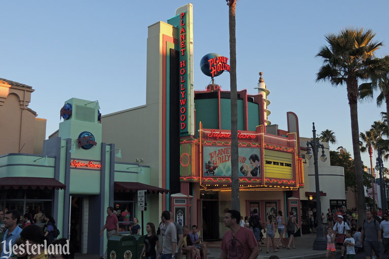 Planet Hollywood Super Store at Disney's Hollywood Studios
