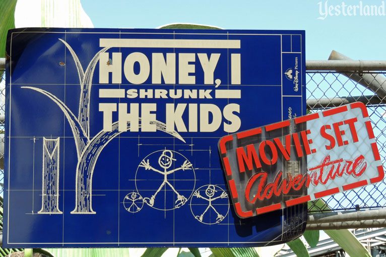 """Honey, I Shrunk the Kids"" Movie Set Adventure"