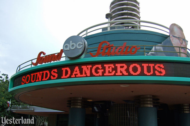 Disney's Sounds Dangerous at Woodfield Mall, Schaumburg, studios
