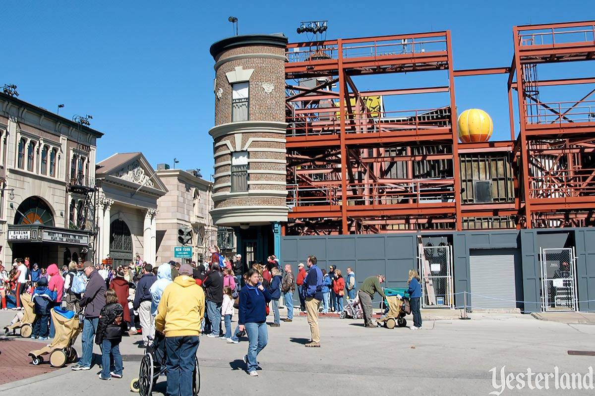 Streets of America at Disney Hollywood Studios