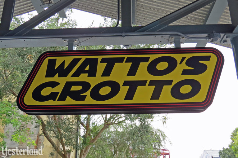 Watto's Grotto at Disney's Hollywood Studios