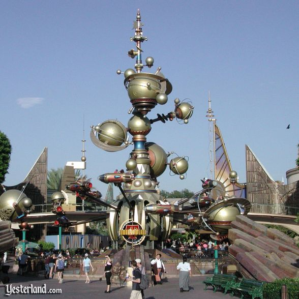 Photo of Astro Orbitor at Disneyland