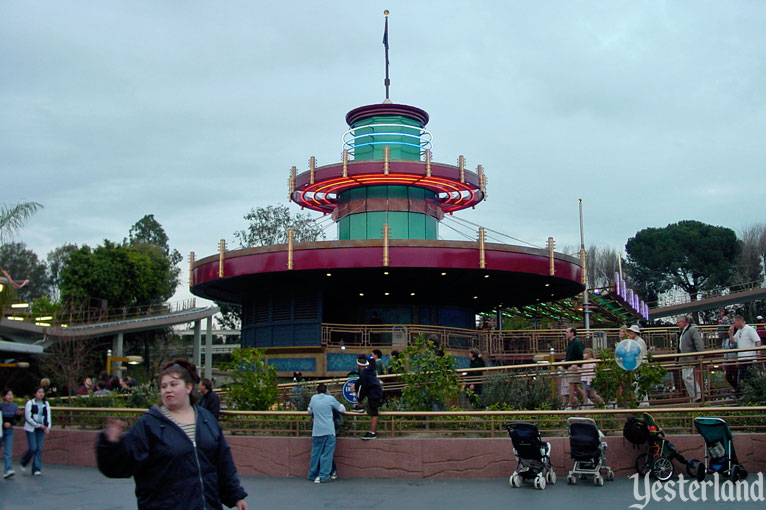 Autopia Presented by Chevron at Disneyland