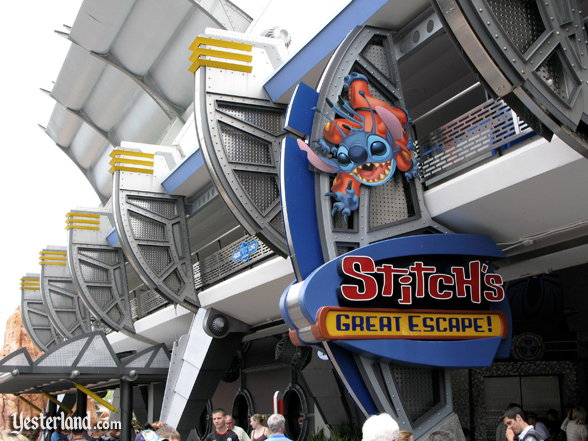 Photo of Stitch's Great Escape! exterior