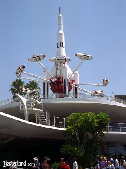 Photo of Rocket Jets at Disneyland
