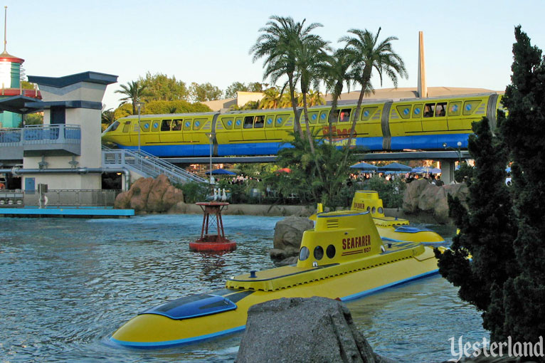 Submarine Voyage at Disneyland