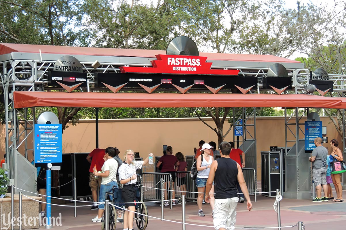 FASTPASS at Walt Disney World