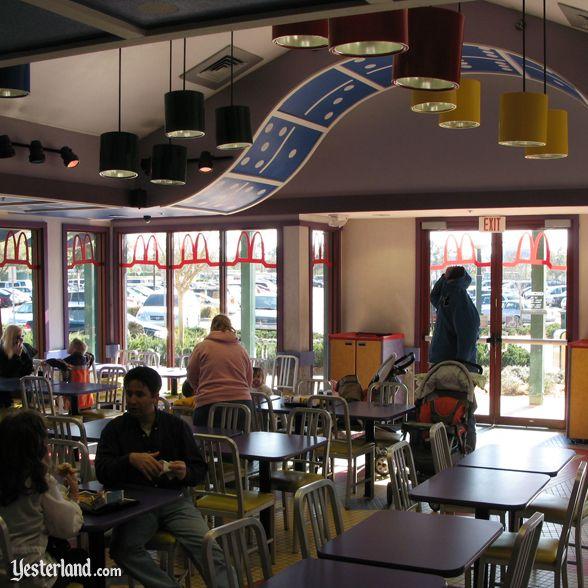 Yesterland Com Mcdonald S At Downtown Disney