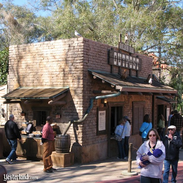 Golden Oak Outpost at Magic Kingdom: 2009 by Werner Weiss.